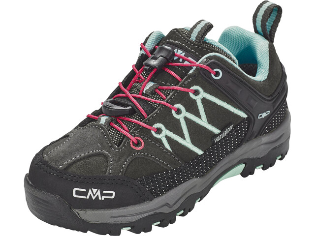 CMP Campagnolo Rigel Low WP Trekking Shoes Barn arabica-sky light